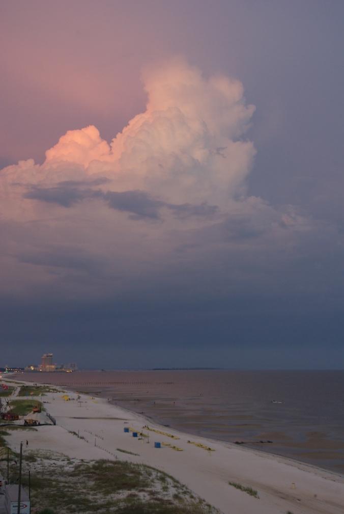 Dusk Storm, Biloxi
